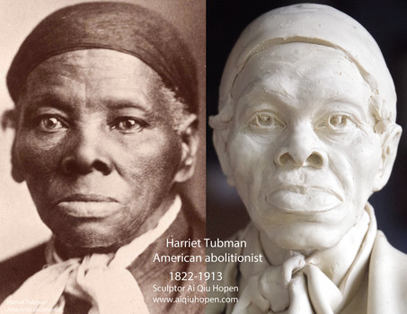 Harriet Tubman American abolitionist